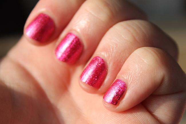 etos matt velvet pink