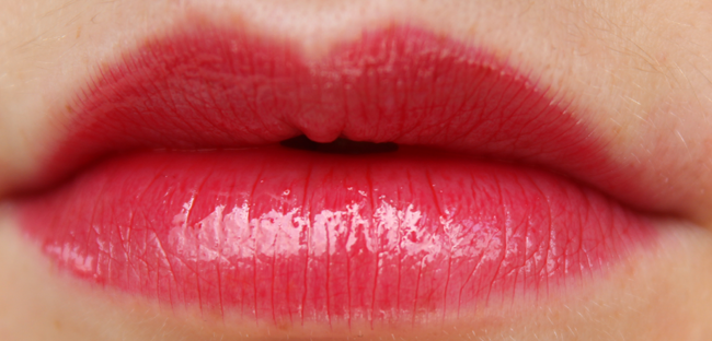 catrice made to stay lip polish let's red loud
