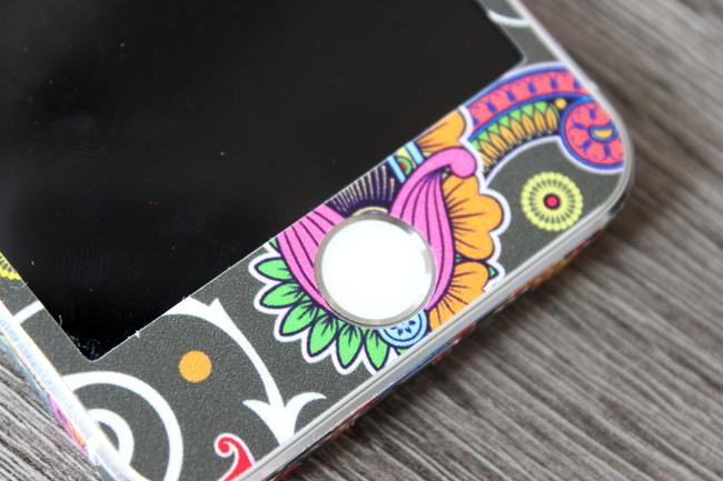 big bazar iphone sticker