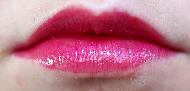 Catrice infinite shine lipgloss pink twice