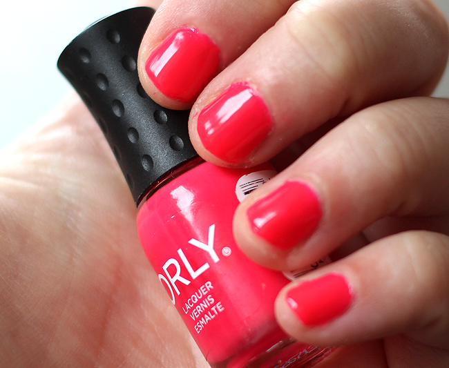 orly passion fruit