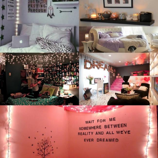 Slaapkamer Decoratie Inspiratie: Ideeën om te stelen van een ...