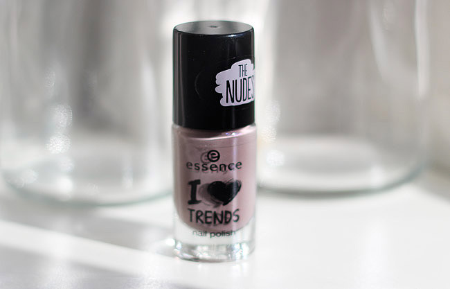 Essence Crunchy Cake – The Nudes – I love Trends