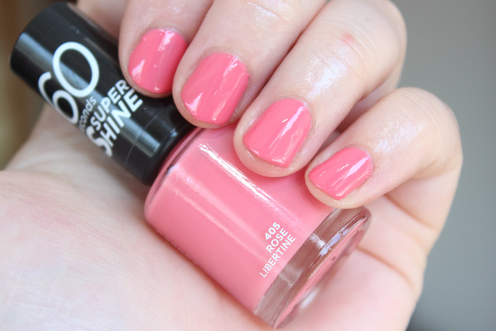 rimmel rose libertine