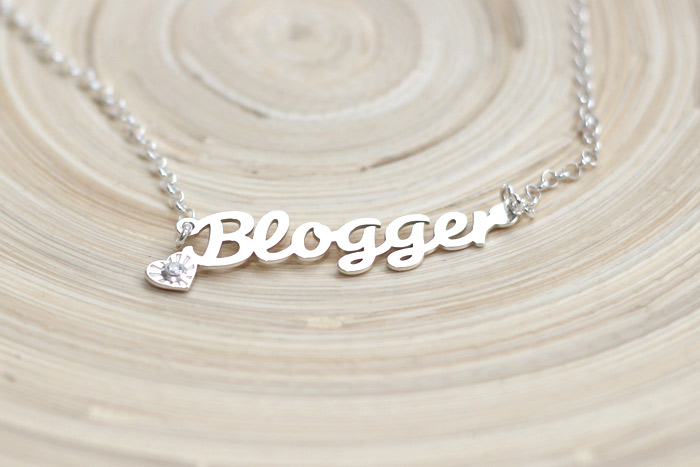blogger naamketting
