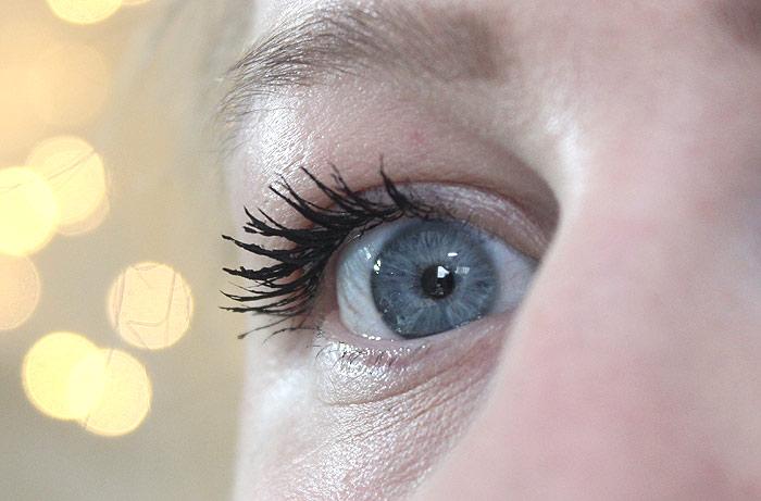 etos sensitive volume mascara