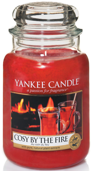 yankee candle herfst cosy by the fire