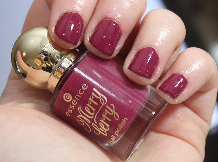 essence merry berry pink & perfect