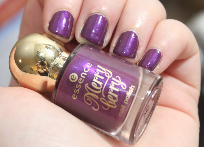 essence merry berry purple with purpose