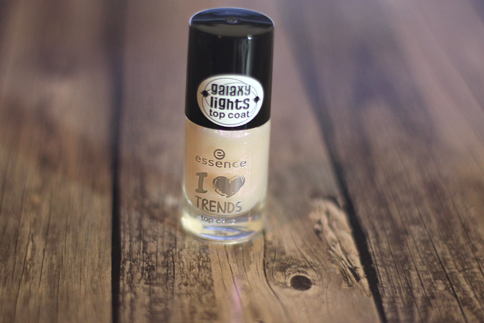essence see you in my dreams galaxy lights top coat