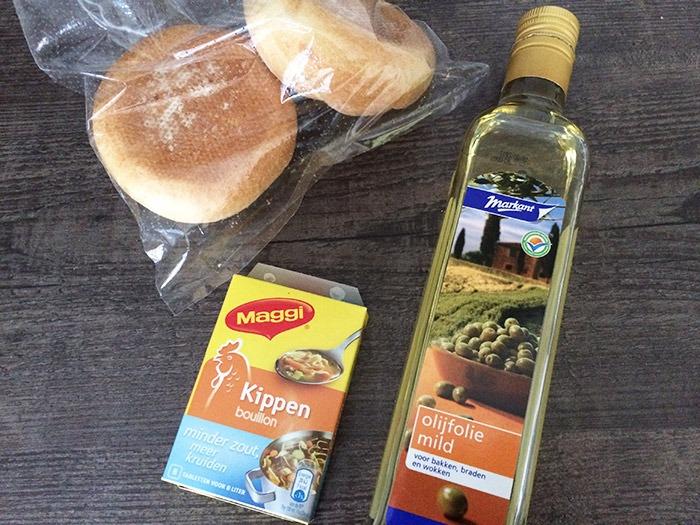 Gezonde Courgette Zoete Aardappel Soep