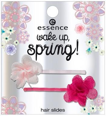 essence wake up spring hair slides