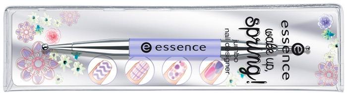 essence wake up spring nail art designer