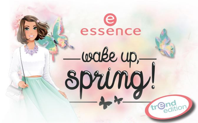 essence wake up spring trend edition limited