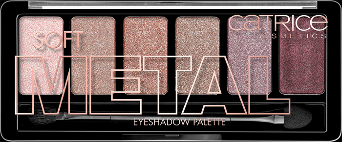 soft metal eyeshadow palette