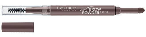 velvet brow powder artist