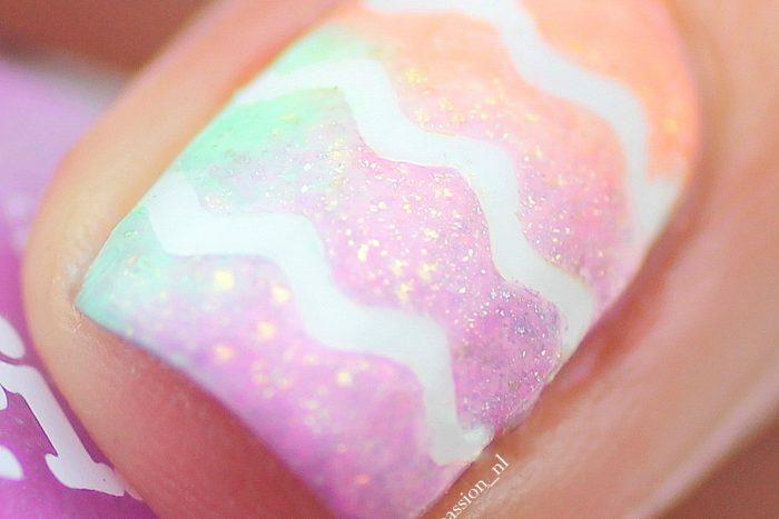 Nail Art | Chevron