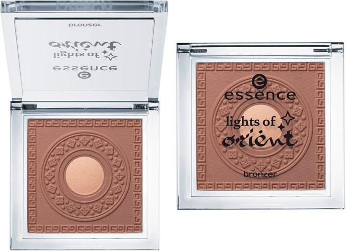 essence lights of orient bronzer oriental beauty