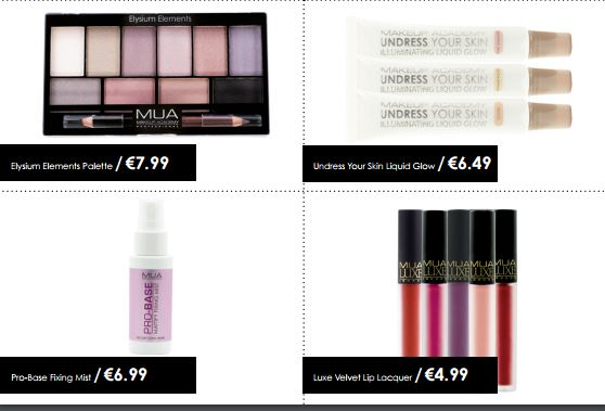 mua spring collection