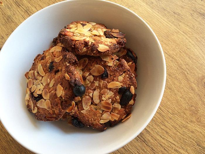 havermout koekjes recept