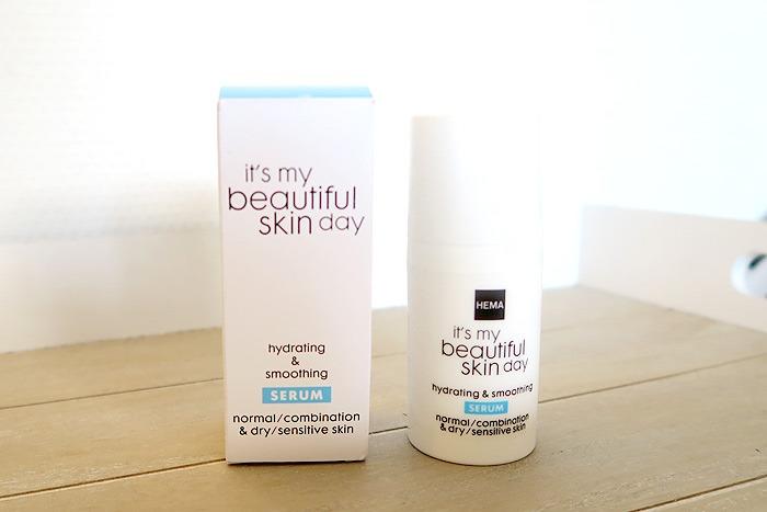 hema its my beautiful skin day serum
