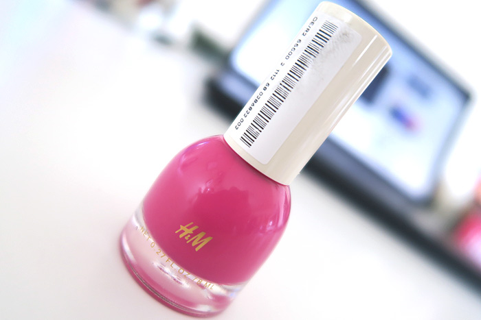 H&M Full-on Fuchsia