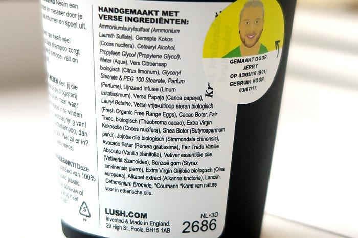 lush curly wurly kokos shampoo