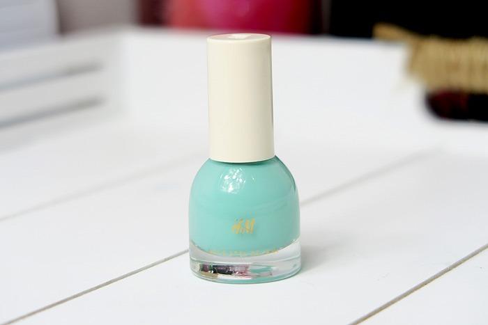 H&M portofino nagellak