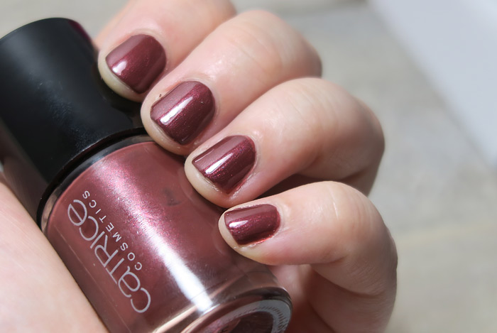 catrice red goes nuts