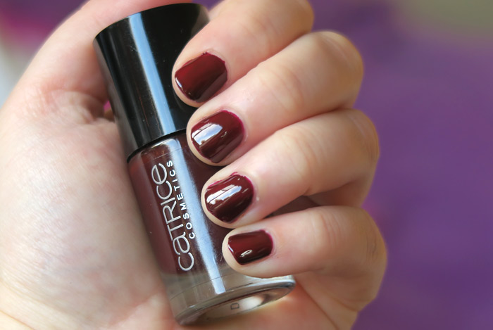 catrice red night mystery
