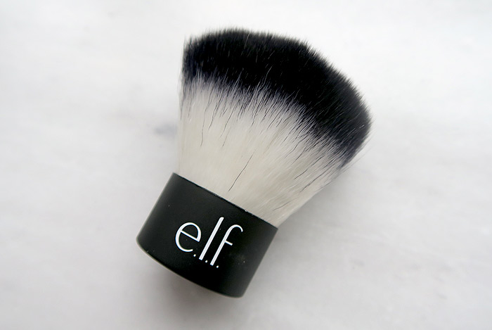 e.l.f. make-up kabuki kwast