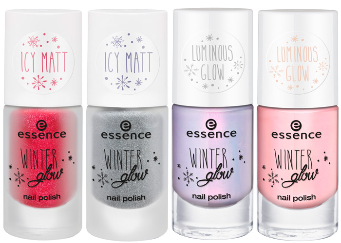 essence winter glow nagellak