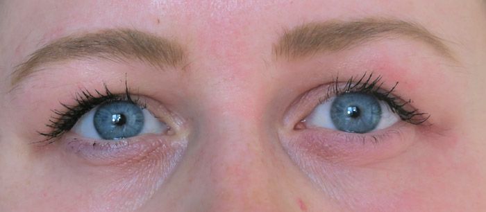 etos rosegold makeup