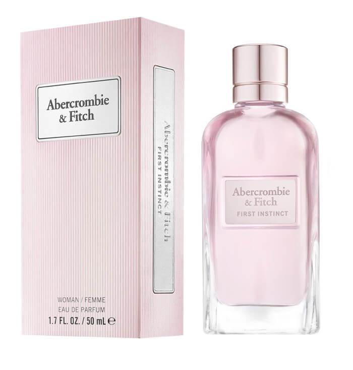 abercrombie & fitch first instinct eau de parfum
