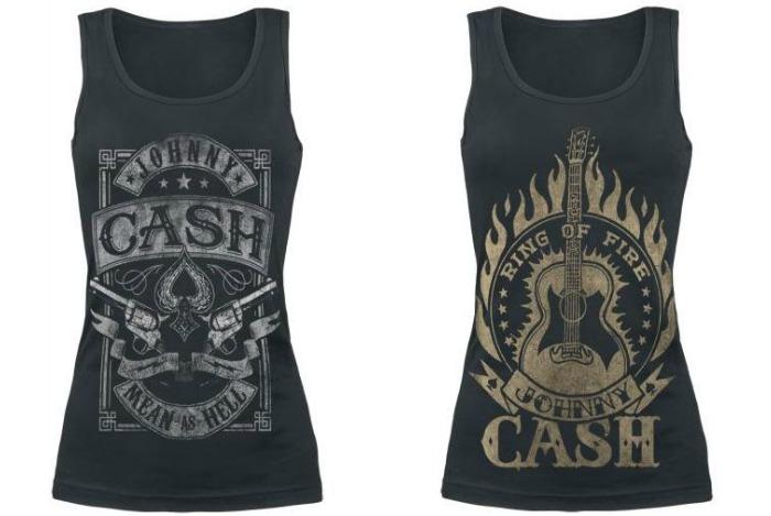 johnny cash hemd