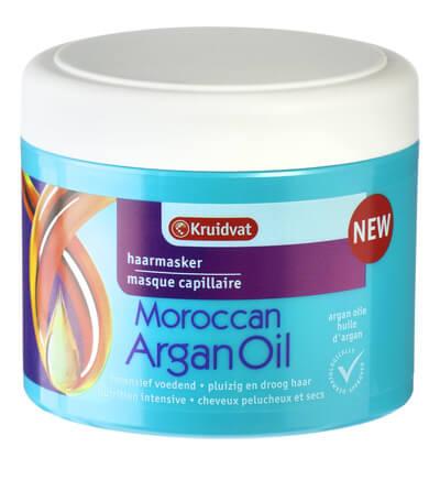 Kruidvat Hair Repair haarmasker Moroccan Argan Oil