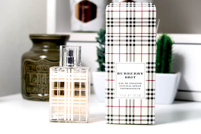 Favorieten maart (Burberry, Action, Garnier en The Body Shop)