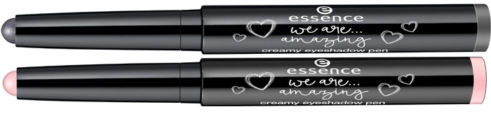 essence we are amazing eyeshadow pen