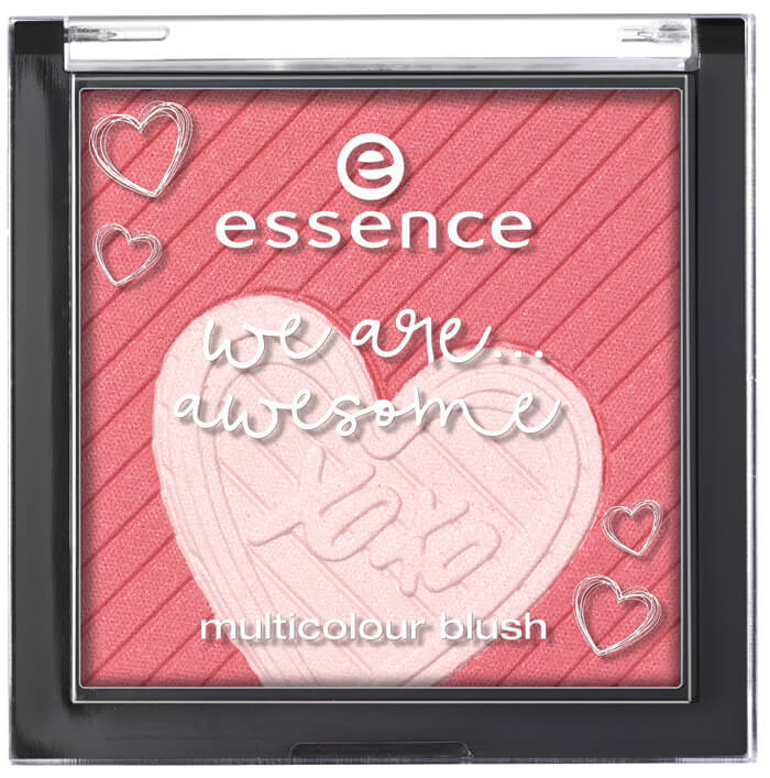 essence we are awesome blush