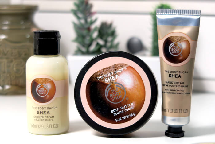 the body shop shea lijn