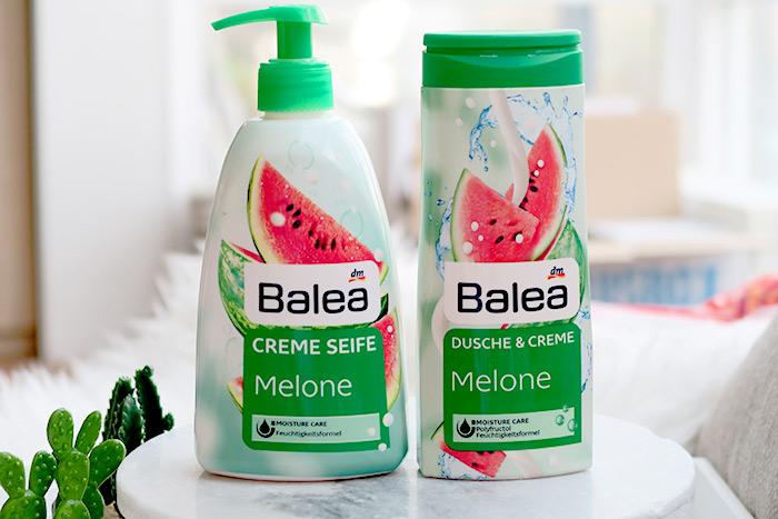 balea watermeloen douchegel en handzeep 1