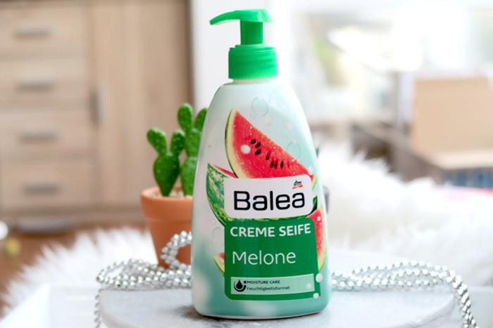 balea watermeloen handzeep