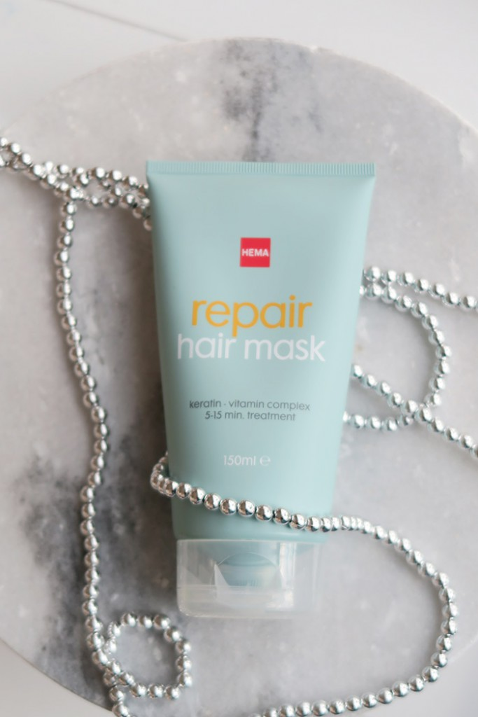 hema repair hair mask