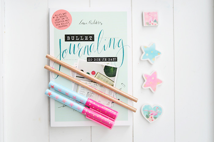 Bullet journaling – zo doe je dat!