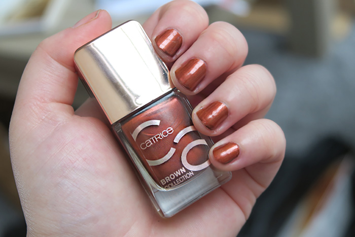 catrice brown collection goddess of bronze