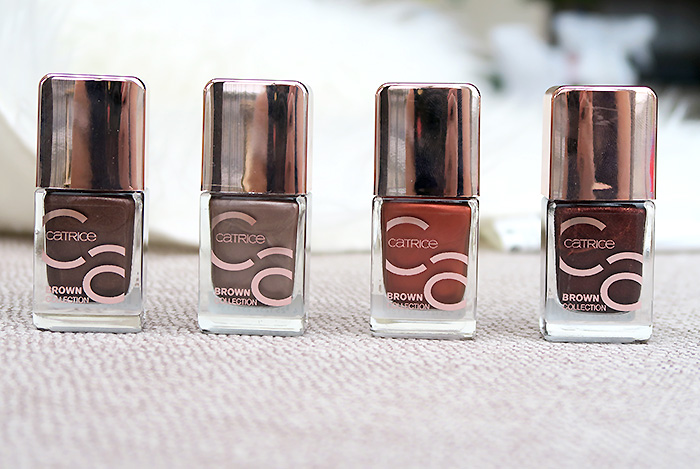 Catrice Brown Collection