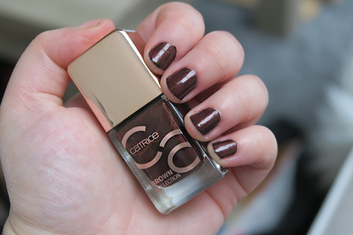 catrice brown collection unmistakable style
