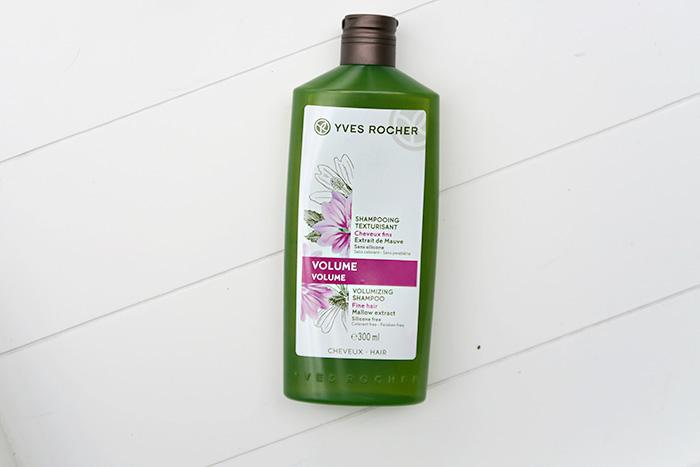 yves rocher volume shampoo