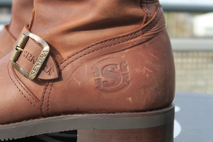 sendra boots omoda