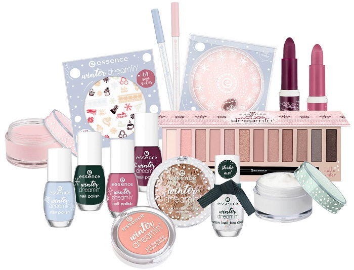 essence winter dreamin' producten